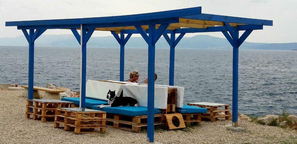 Monty's Dog plaža za pse